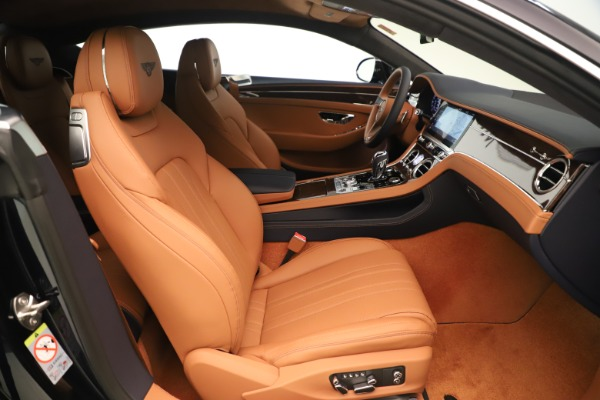 New 2020 Bentley Continental GT V8 for sale $245,105 at Bentley Greenwich in Greenwich CT 06830 26