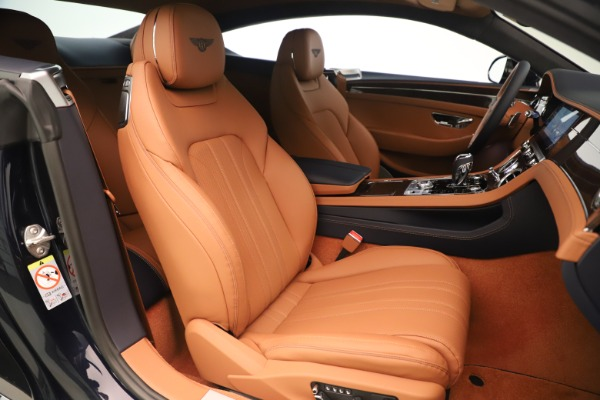 New 2020 Bentley Continental GT V8 for sale $245,105 at Bentley Greenwich in Greenwich CT 06830 27