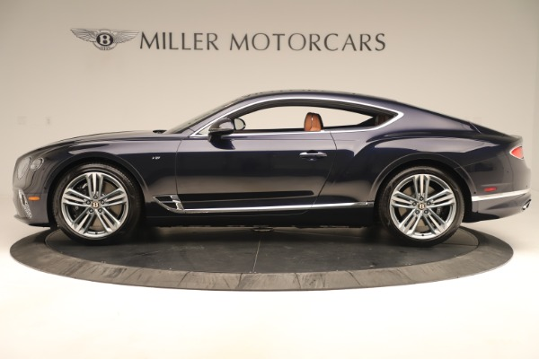 New 2020 Bentley Continental GT V8 for sale $245,105 at Bentley Greenwich in Greenwich CT 06830 3