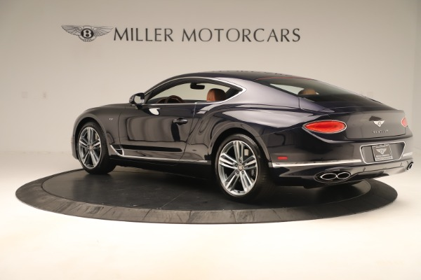New 2020 Bentley Continental GT V8 for sale $245,105 at Bentley Greenwich in Greenwich CT 06830 4