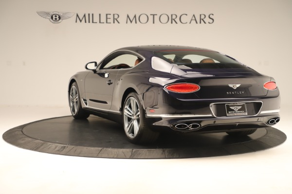 New 2020 Bentley Continental GT V8 for sale $245,105 at Bentley Greenwich in Greenwich CT 06830 5