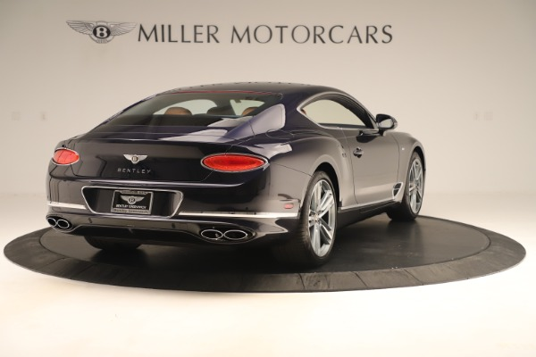 New 2020 Bentley Continental GT V8 for sale $245,105 at Bentley Greenwich in Greenwich CT 06830 7