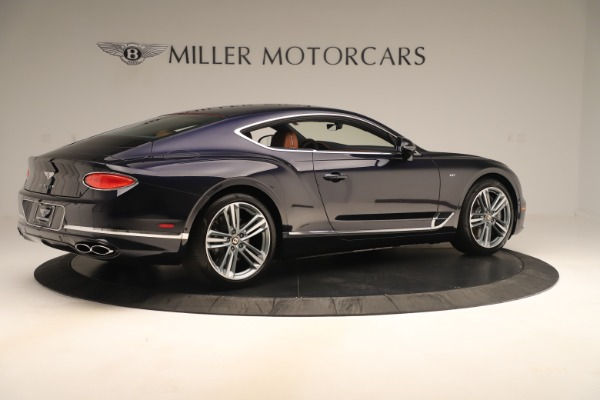 New 2020 Bentley Continental GT V8 for sale $245,105 at Bentley Greenwich in Greenwich CT 06830 8