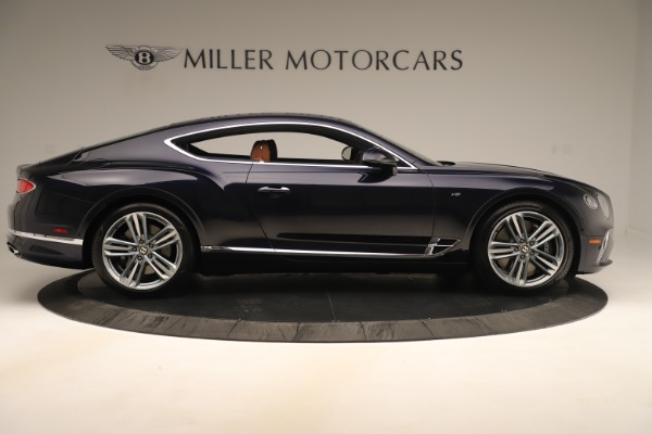 New 2020 Bentley Continental GT V8 for sale $245,105 at Bentley Greenwich in Greenwich CT 06830 9