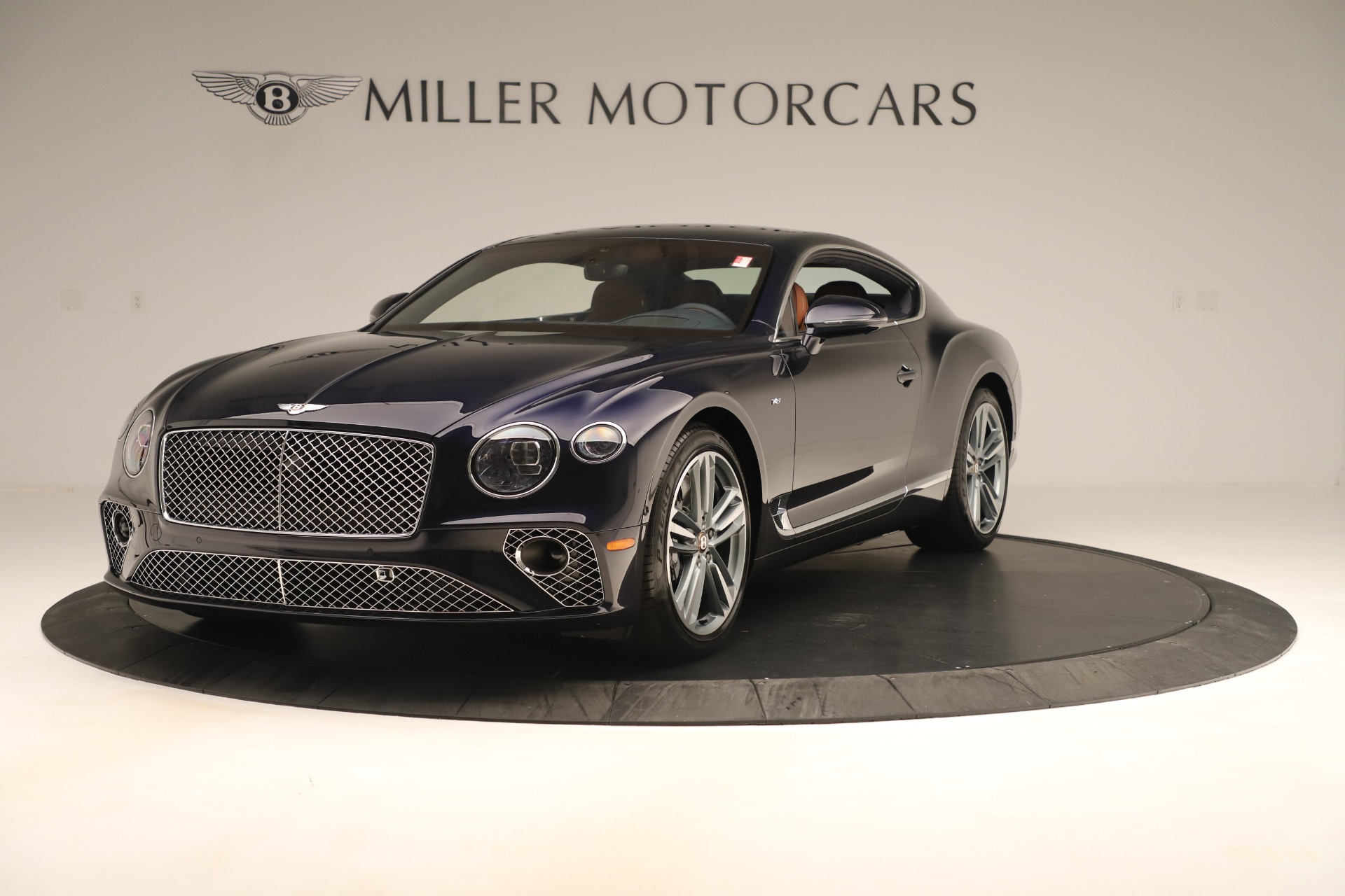 New 2020 Bentley Continental GT V8 for sale $245,105 at Bentley Greenwich in Greenwich CT 06830 1