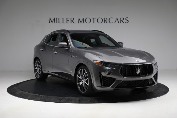 Used 2019 Maserati Levante Q4 GranSport for sale $69,900 at Bentley Greenwich in Greenwich CT 06830 11