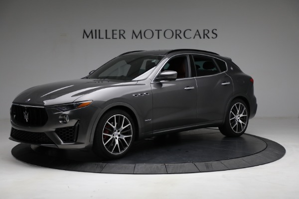 Used 2019 Maserati Levante Q4 GranSport for sale $69,900 at Bentley Greenwich in Greenwich CT 06830 2