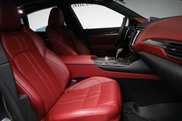 Used 2019 Maserati Levante Q4 GranSport for sale $69,900 at Bentley Greenwich in Greenwich CT 06830 22