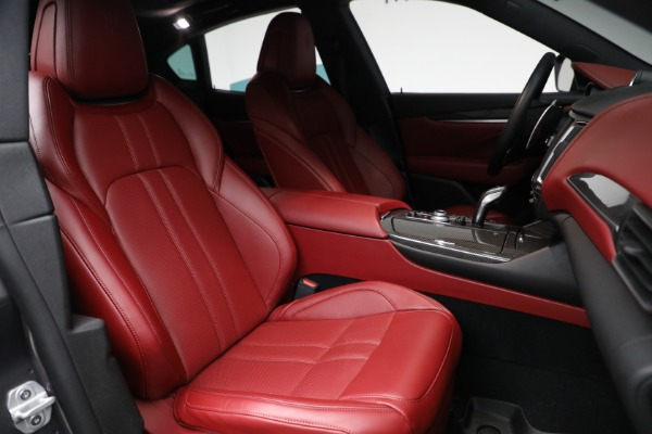 Used 2019 Maserati Levante Q4 GranSport for sale $69,900 at Bentley Greenwich in Greenwich CT 06830 23
