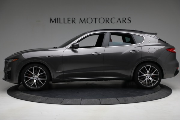 Used 2019 Maserati Levante Q4 GranSport for sale $69,900 at Bentley Greenwich in Greenwich CT 06830 3