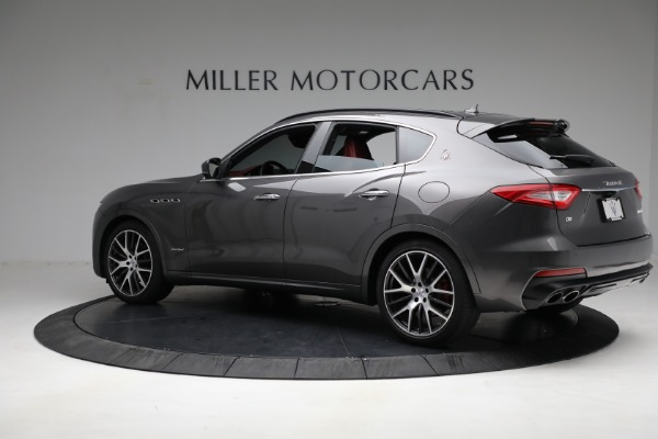 Used 2019 Maserati Levante Q4 GranSport for sale $69,900 at Bentley Greenwich in Greenwich CT 06830 4
