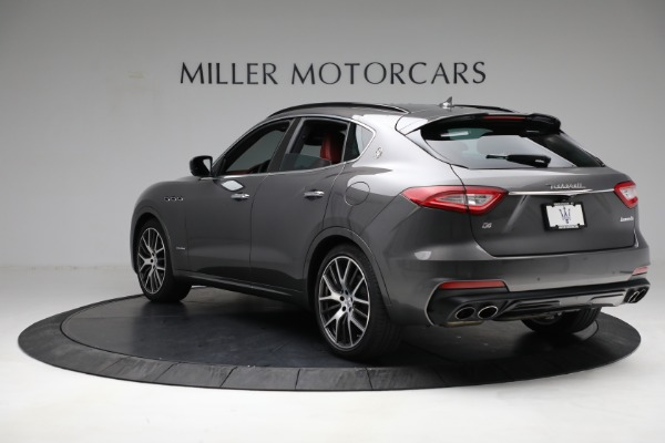 Used 2019 Maserati Levante Q4 GranSport for sale $69,900 at Bentley Greenwich in Greenwich CT 06830 5