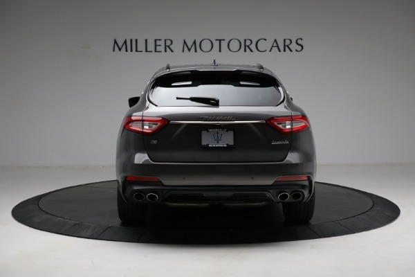 Used 2019 Maserati Levante Q4 GranSport for sale $69,900 at Bentley Greenwich in Greenwich CT 06830 6