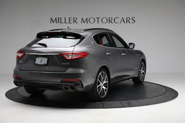 Used 2019 Maserati Levante Q4 GranSport for sale $69,900 at Bentley Greenwich in Greenwich CT 06830 7