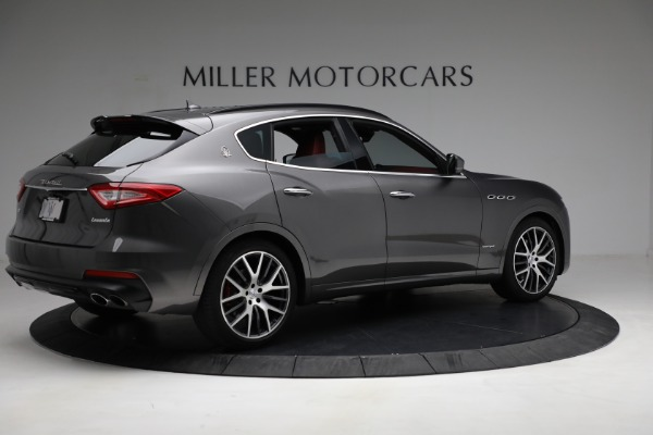 Used 2019 Maserati Levante Q4 GranSport for sale $69,900 at Bentley Greenwich in Greenwich CT 06830 8