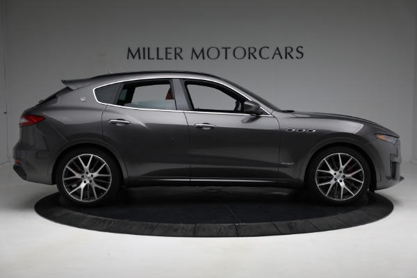 Used 2019 Maserati Levante Q4 GranSport for sale $69,900 at Bentley Greenwich in Greenwich CT 06830 9