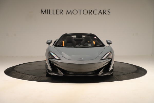 Used 2020 McLaren 600LT Spider for sale Sold at Bentley Greenwich in Greenwich CT 06830 11