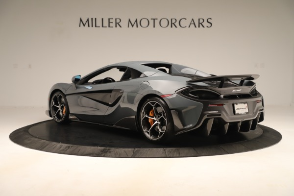 Used 2020 McLaren 600LT Spider for sale Sold at Bentley Greenwich in Greenwich CT 06830 16