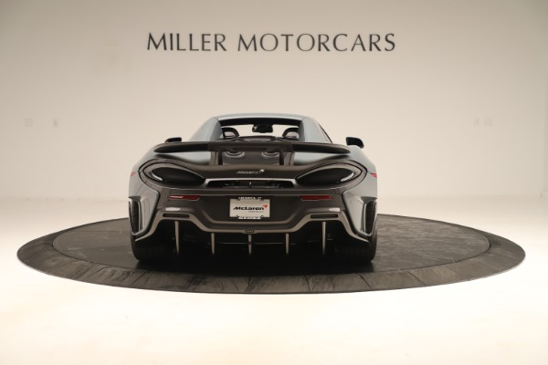 Used 2020 McLaren 600LT Spider for sale Sold at Bentley Greenwich in Greenwich CT 06830 17
