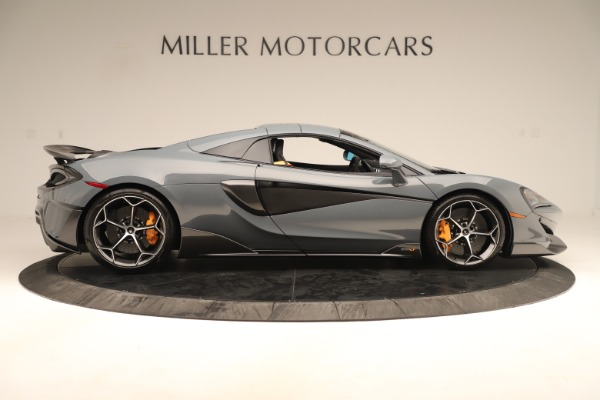 Used 2020 McLaren 600LT Spider for sale Sold at Bentley Greenwich in Greenwich CT 06830 19