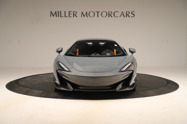 Used 2020 McLaren 600LT Spider for sale Sold at Bentley Greenwich in Greenwich CT 06830 21