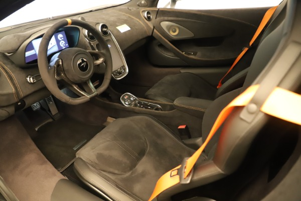 Used 2020 McLaren 600LT Spider for sale Sold at Bentley Greenwich in Greenwich CT 06830 22