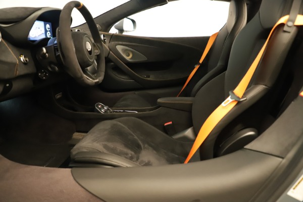 Used 2020 McLaren 600LT Spider for sale Sold at Bentley Greenwich in Greenwich CT 06830 23