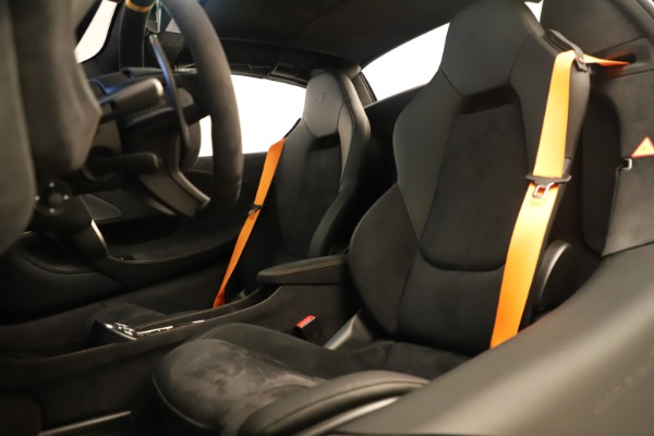 Used 2020 McLaren 600LT Spider for sale Sold at Bentley Greenwich in Greenwich CT 06830 24