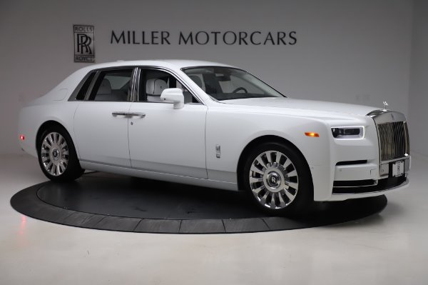 New 2020 Rolls-Royce Phantom for sale $545,200 at Bentley Greenwich in Greenwich CT 06830 10