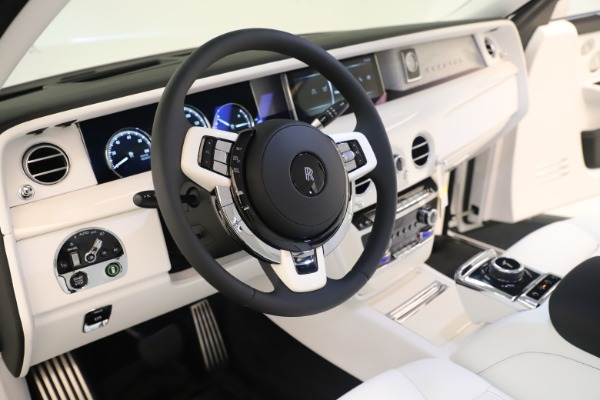 New 2020 Rolls-Royce Phantom for sale $545,200 at Bentley Greenwich in Greenwich CT 06830 15