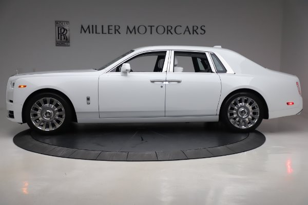 New 2020 Rolls-Royce Phantom for sale $545,200 at Bentley Greenwich in Greenwich CT 06830 3