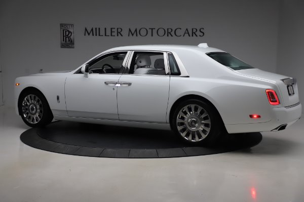 New 2020 Rolls-Royce Phantom for sale $545,200 at Bentley Greenwich in Greenwich CT 06830 4