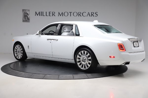 New 2020 Rolls-Royce Phantom for sale $545,200 at Bentley Greenwich in Greenwich CT 06830 5