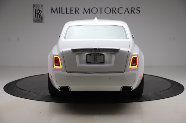 New 2020 Rolls-Royce Phantom for sale $545,200 at Bentley Greenwich in Greenwich CT 06830 6