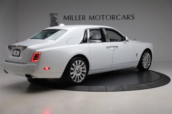 New 2020 Rolls-Royce Phantom for sale $545,200 at Bentley Greenwich in Greenwich CT 06830 8