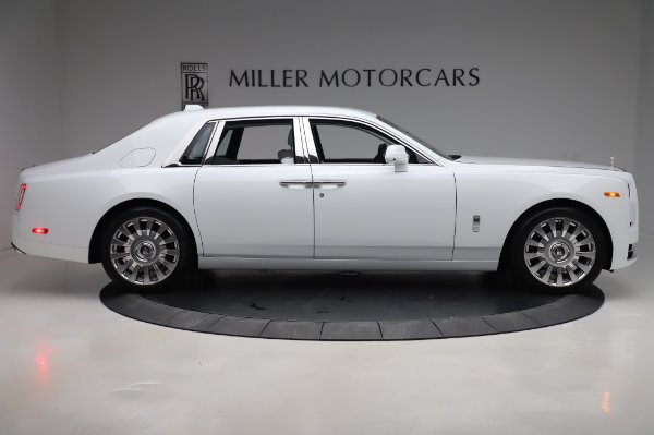 New 2020 Rolls-Royce Phantom for sale $545,200 at Bentley Greenwich in Greenwich CT 06830 9