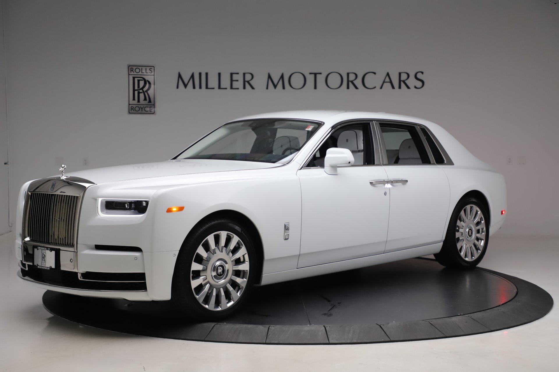 New 2020 Rolls-Royce Phantom for sale $545,200 at Bentley Greenwich in Greenwich CT 06830 1
