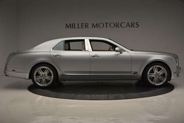 Used 2012 Bentley Mulsanne for sale Sold at Bentley Greenwich in Greenwich CT 06830 10