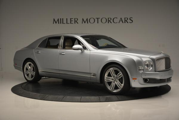 Used 2012 Bentley Mulsanne for sale Sold at Bentley Greenwich in Greenwich CT 06830 11