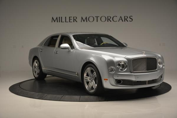 Used 2012 Bentley Mulsanne for sale Sold at Bentley Greenwich in Greenwich CT 06830 12