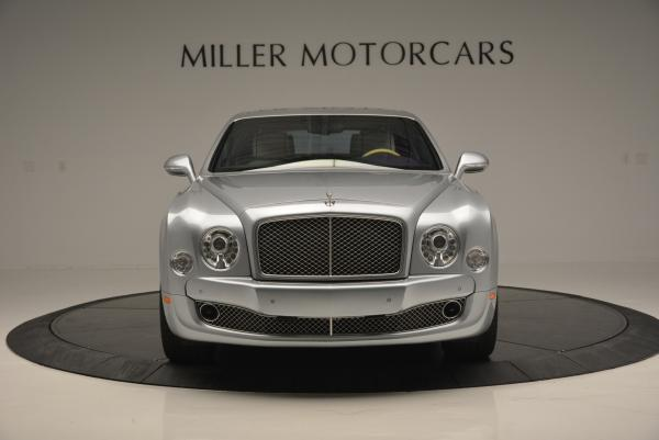 Used 2012 Bentley Mulsanne for sale Sold at Bentley Greenwich in Greenwich CT 06830 13
