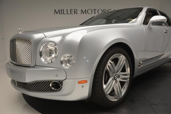 Used 2012 Bentley Mulsanne for sale Sold at Bentley Greenwich in Greenwich CT 06830 15