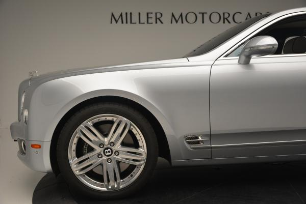Used 2012 Bentley Mulsanne for sale Sold at Bentley Greenwich in Greenwich CT 06830 16