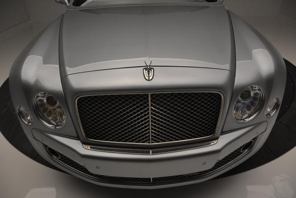 Used 2012 Bentley Mulsanne for sale Sold at Bentley Greenwich in Greenwich CT 06830 17