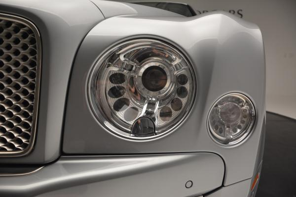 Used 2012 Bentley Mulsanne for sale Sold at Bentley Greenwich in Greenwich CT 06830 18