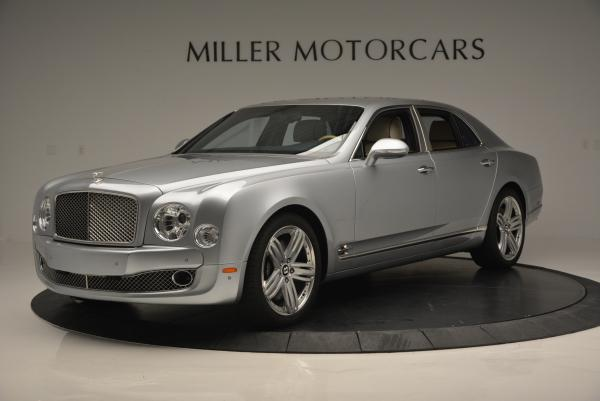 Used 2012 Bentley Mulsanne for sale Sold at Bentley Greenwich in Greenwich CT 06830 2