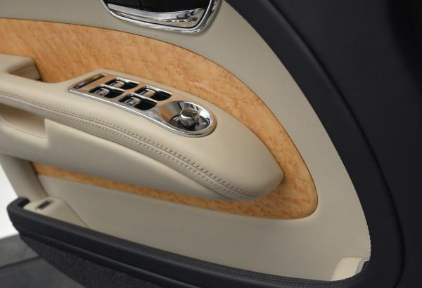 Used 2012 Bentley Mulsanne for sale Sold at Bentley Greenwich in Greenwich CT 06830 22