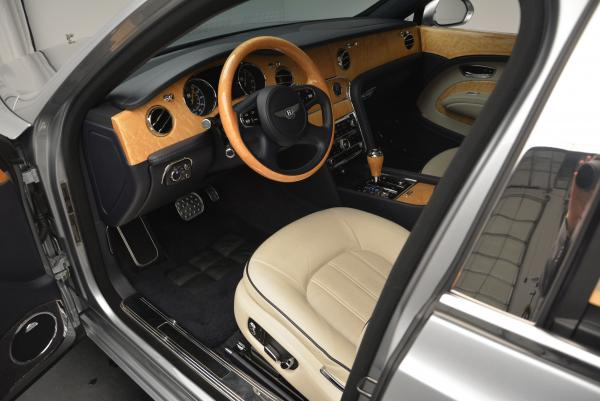 Used 2012 Bentley Mulsanne for sale Sold at Bentley Greenwich in Greenwich CT 06830 24
