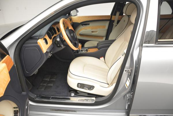 Used 2012 Bentley Mulsanne for sale Sold at Bentley Greenwich in Greenwich CT 06830 25
