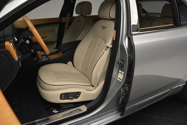 Used 2012 Bentley Mulsanne for sale Sold at Bentley Greenwich in Greenwich CT 06830 26